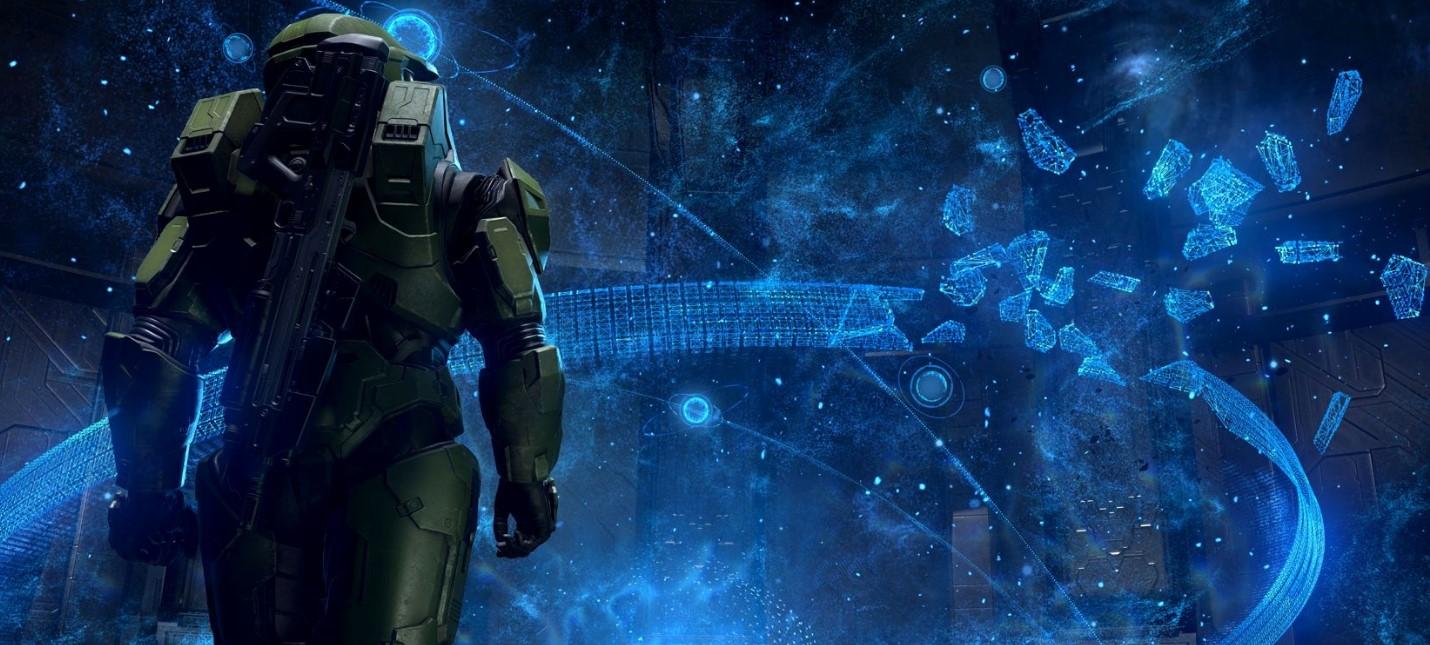 Мультиплеер Halo Infinite предложит игрокам сюжетные элементы