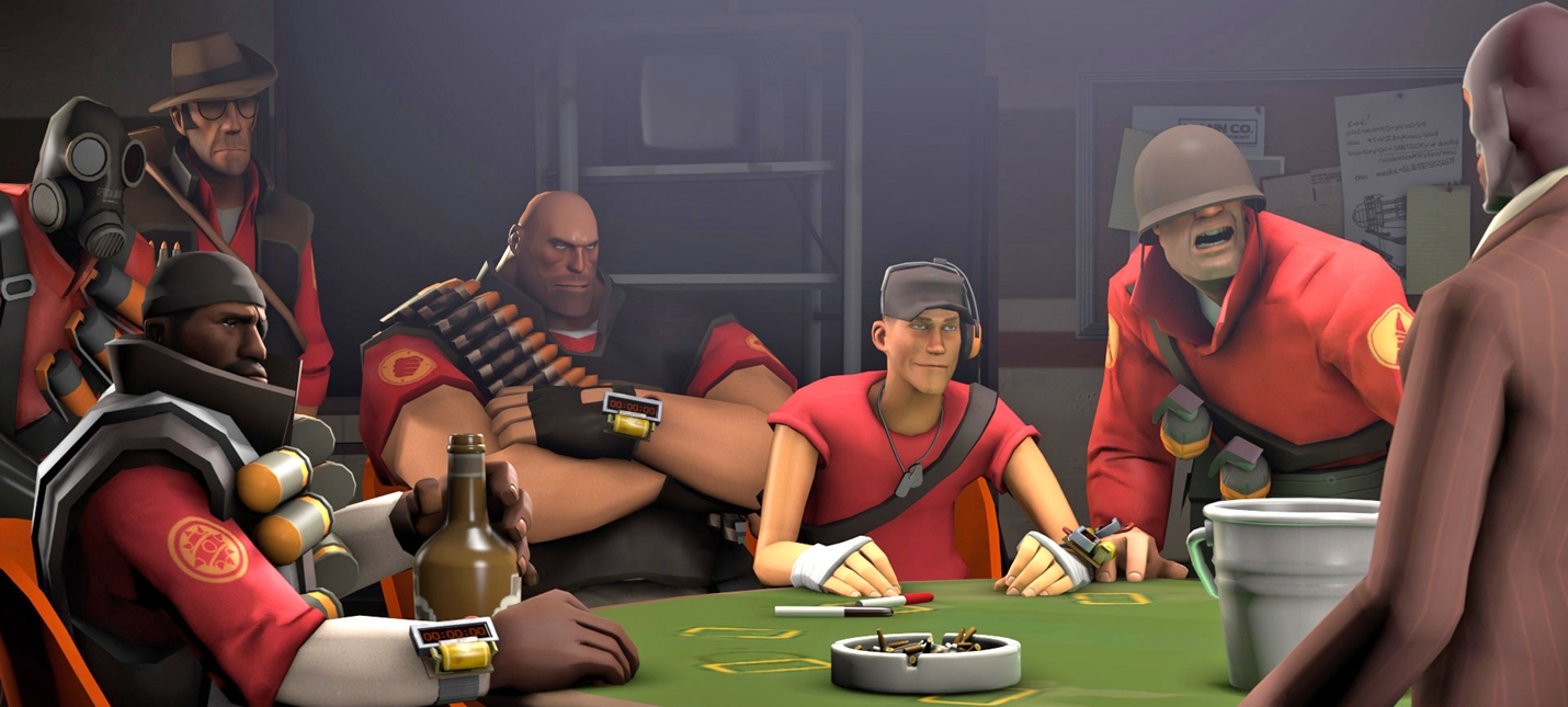 В Team Fortress 2 установлен новый рекорд  более 150 тысяч игроков