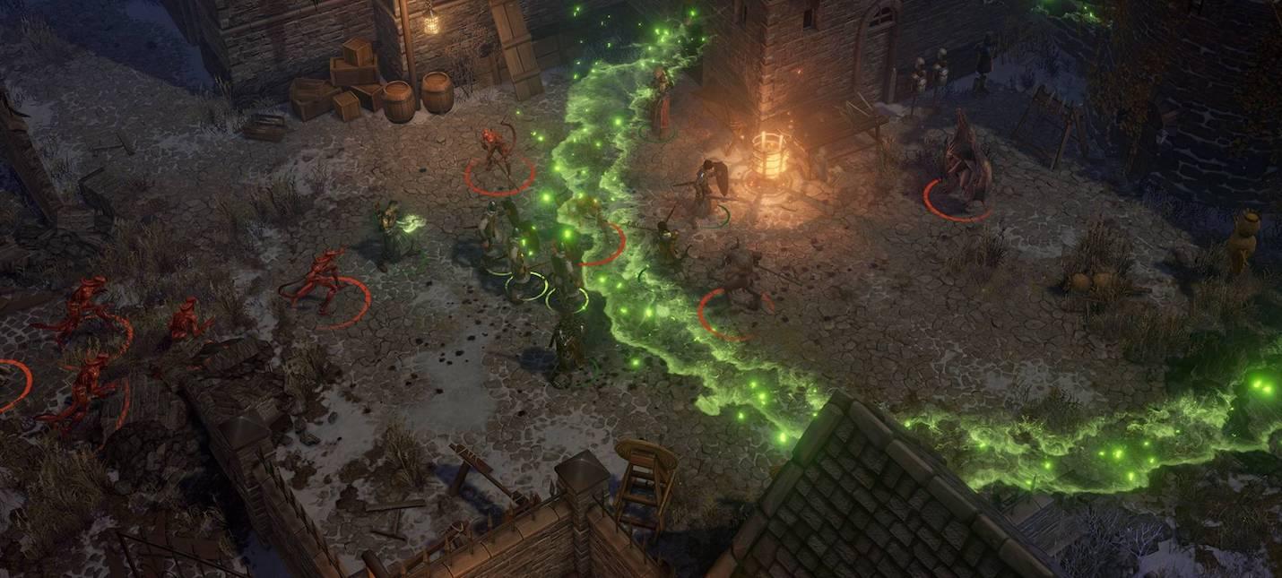 Pathfinder Wrath of the Righteous выйдет на PS4 и Xbox One