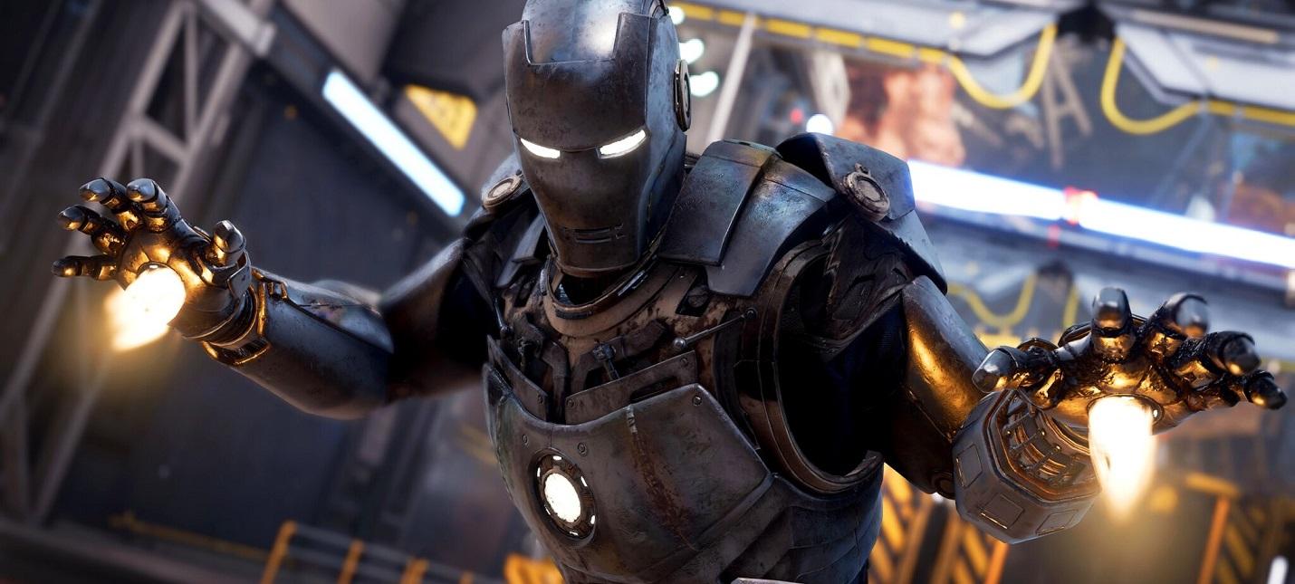 В Marvels Avengers появится возможность играть одинаковыми героями в одной сессии