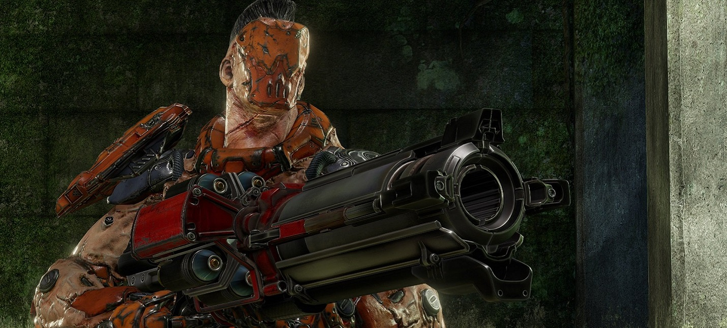 В Австралии выдали рейтинг игре Project 2021B от id Software