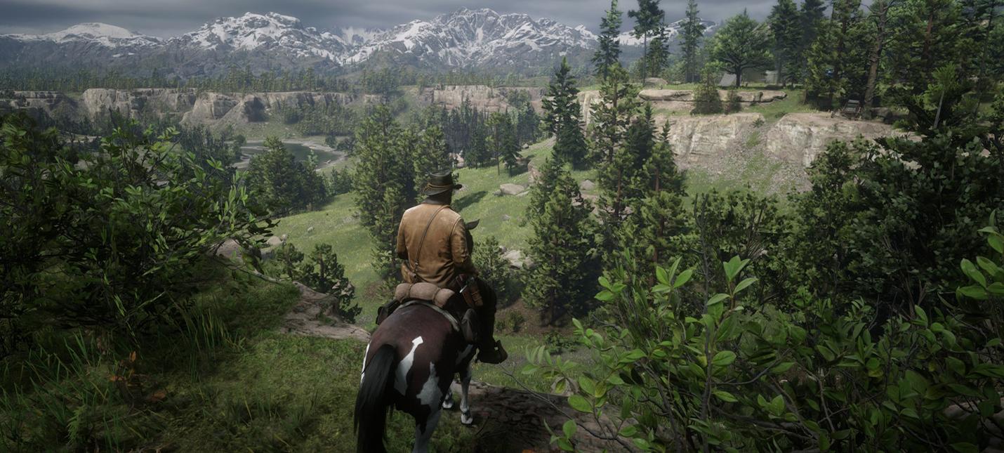 Вот как выглядит Red Dead Redemption 2 в 8K с трассировкой лучей