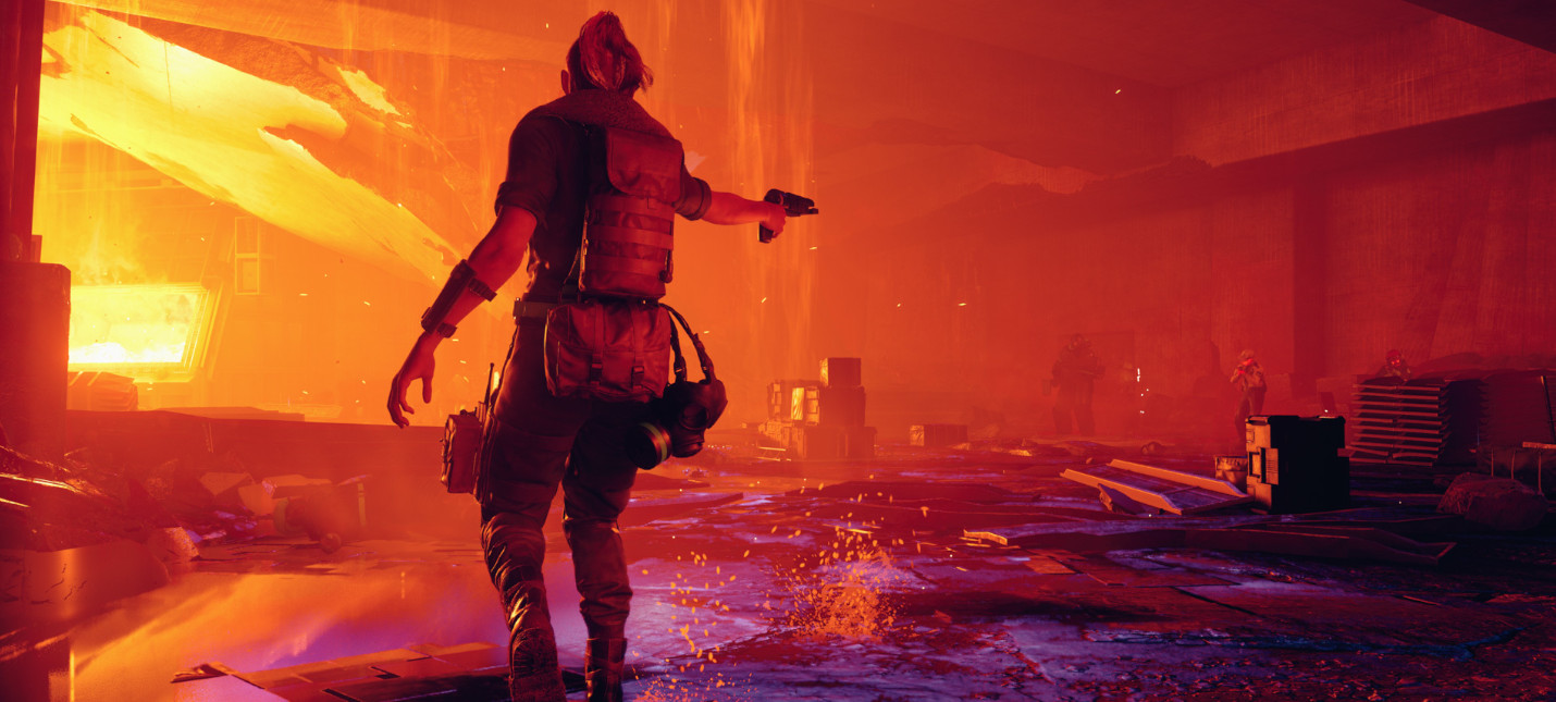 Remedy совместно с 505 Games выпустит мультиплеерный спин-офф Control
