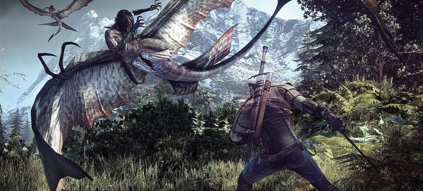 Для The Witcher 3: Wild Hunt вышел мод с плавными анимациями