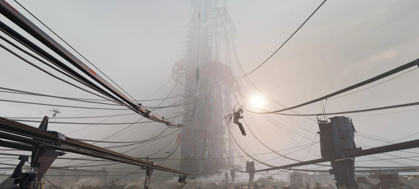 Энутзиаст потратил девять лет, чтобы высчитать высоту Цитадели из Half-Life 2