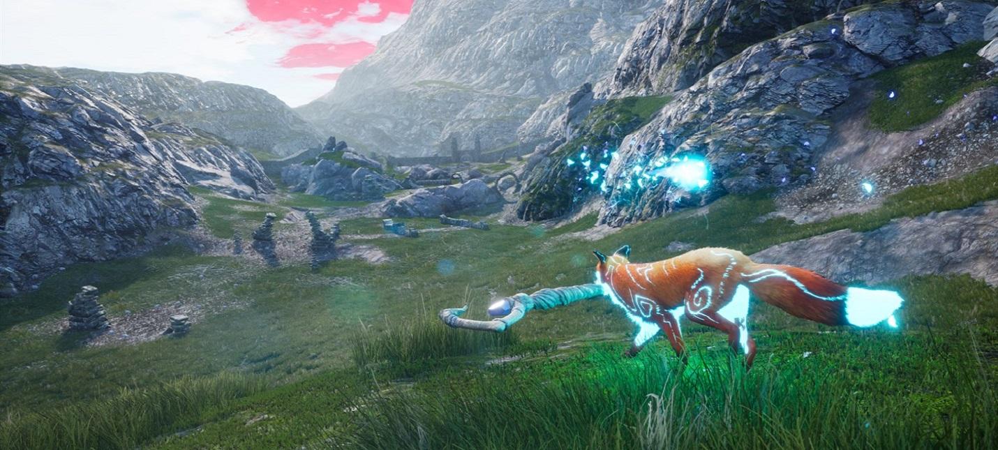 Адвенчура Spirit of the North вышла на Xbox Series