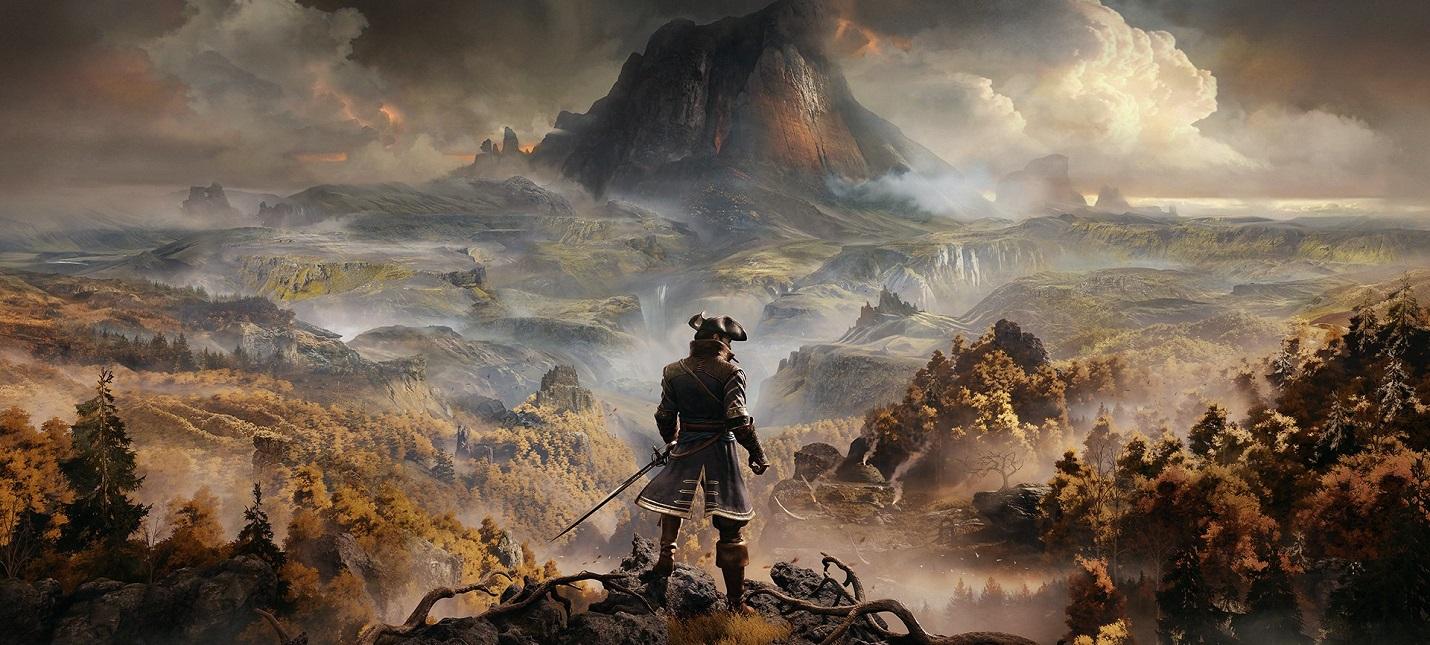 Ролевая игра GreedFall вышла на PS5 и Xbox Series и получила сюжетное дополнение