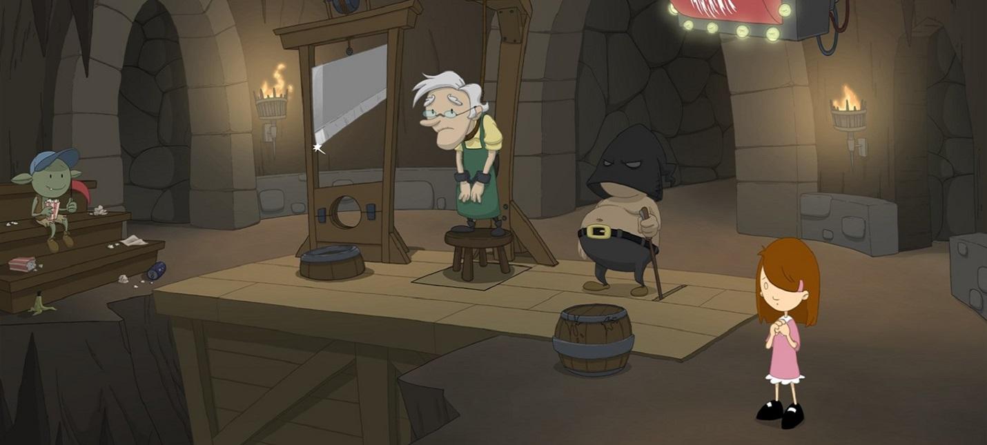 Головоломка Annas Quest вышла на PS4, Xbox One и Nintendo Swich