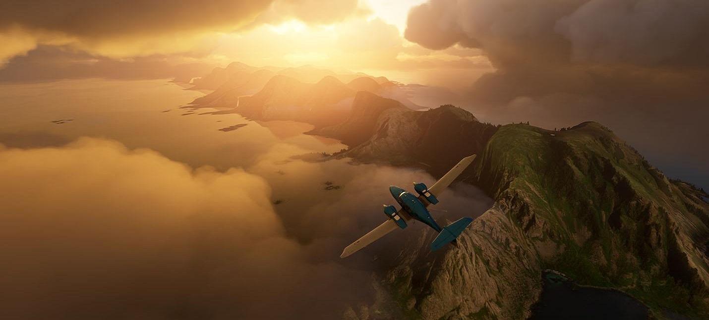 В следующем обновлении Microsoft Flight Simulator ожидается почти двухкратный рост производительности