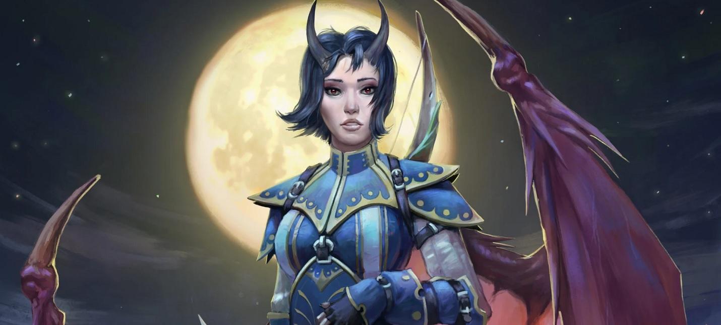 Сражение за огромную крепость в новом дневнике разработки Pathfinder: Wrath of the Righteous