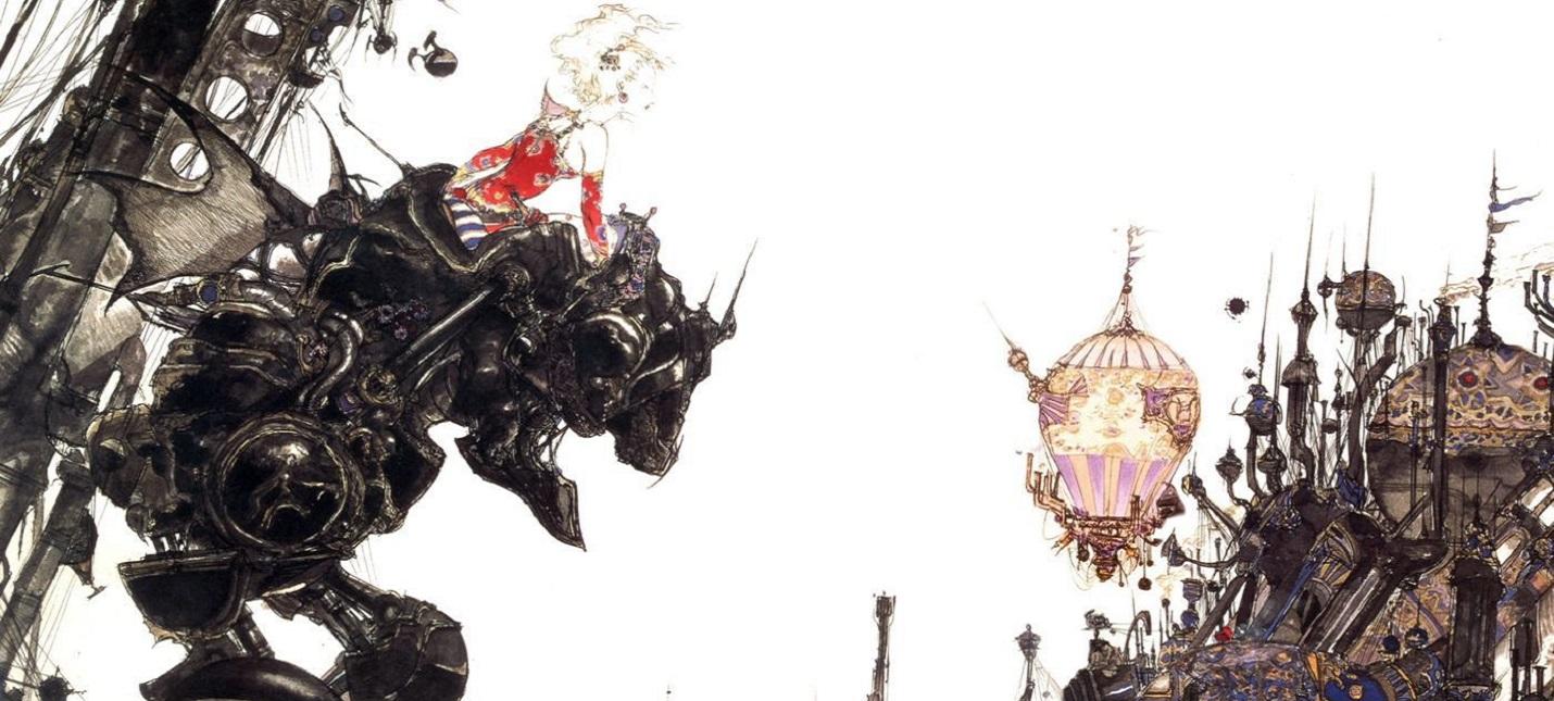 Final Fantasy 5 и Final Fantasy 6 будут удалены из Steam 27 июля