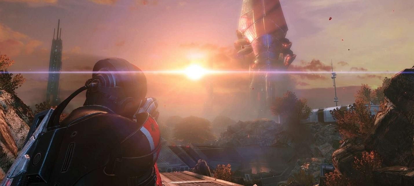 Для Mass Effect Legendary Edition вышел мод с видом от первого лица в мирных локациях