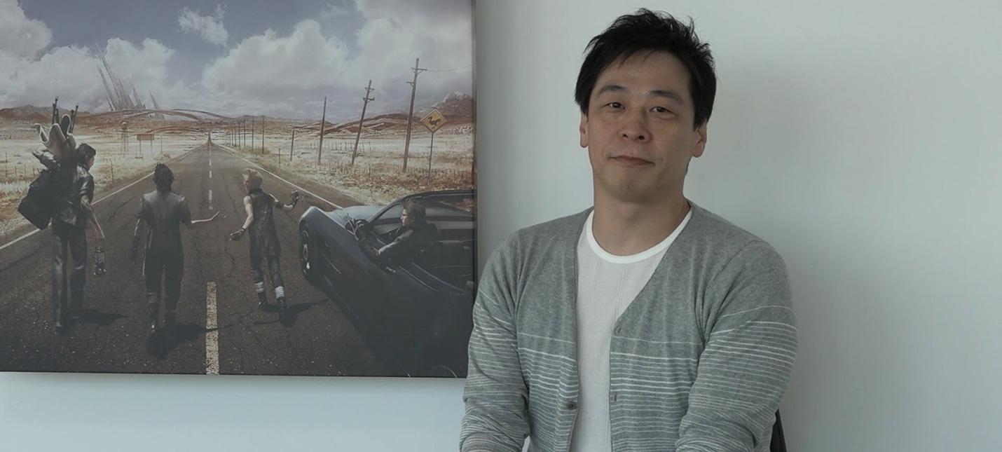 Геймдиректор Final Fantasy XV работает над двумя AAA-тайтлами для крупного издателя