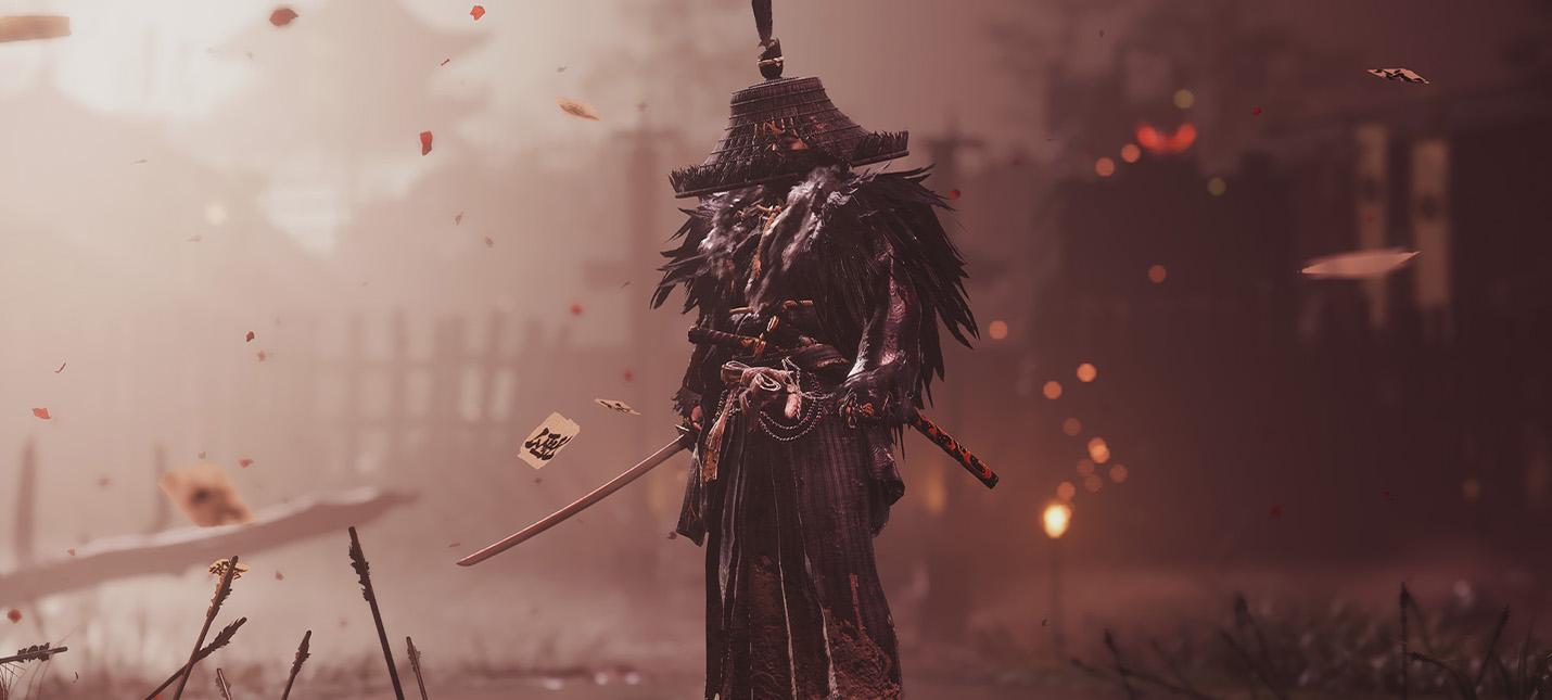 Sony представила режиссёрскую версию Ghost of Tsushima с новым островом