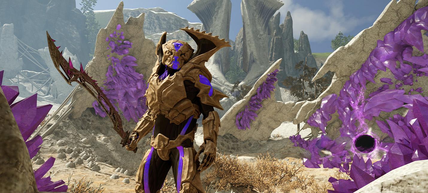Насыщенный открытый мир и больше оружия  новые детали Elex II