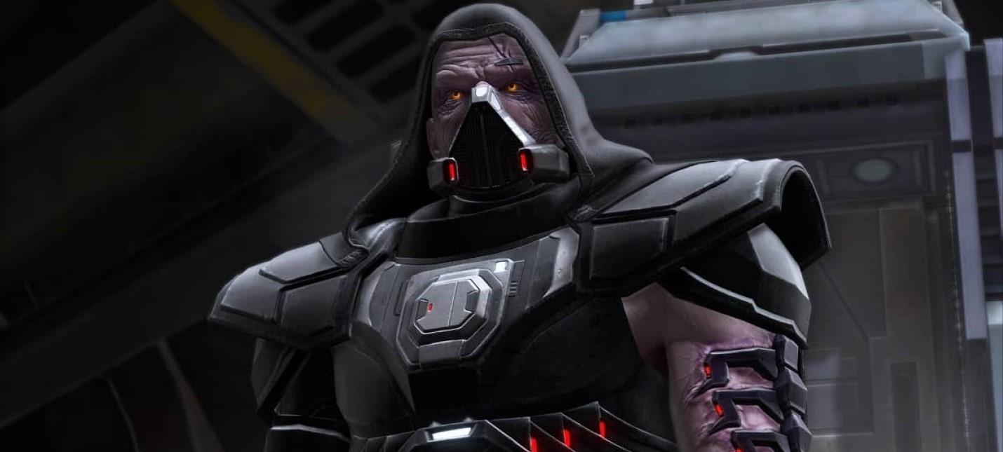 Star Wars: The Old Republic получит большое дополнение Legacy of the Sith