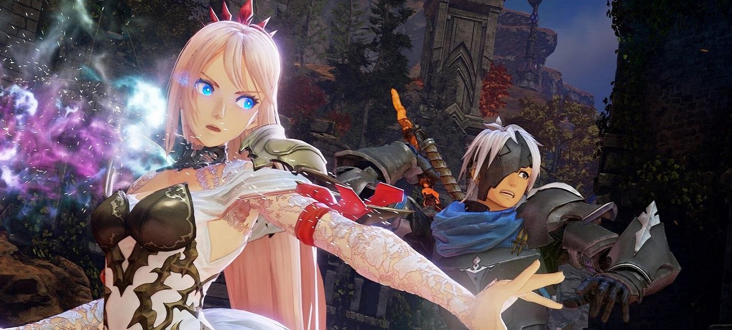Боевая система и характеры персонажей в новом ролике Tales of Arise