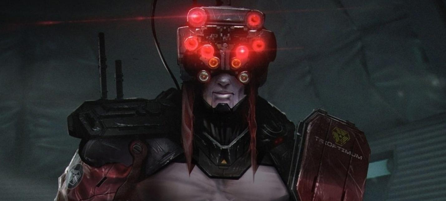 7 минут нового геймплея ремейка System Shock