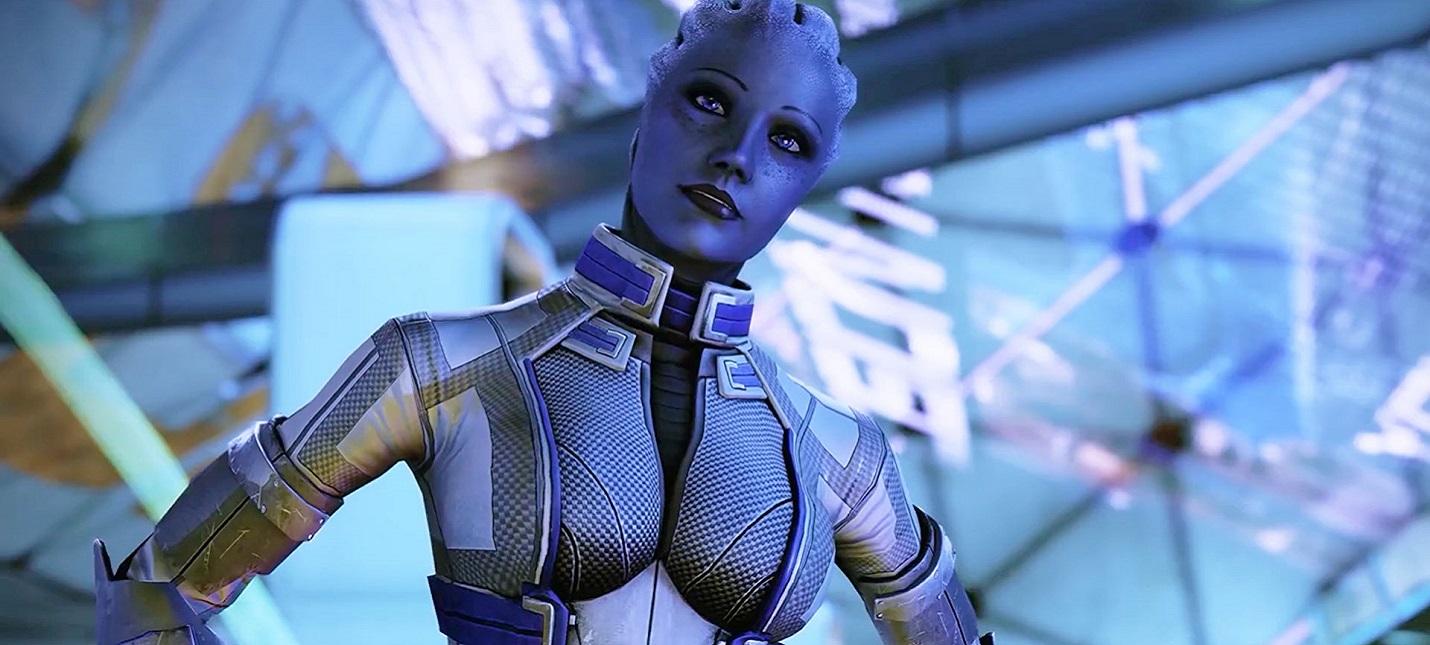 Дедушка прошел Mass Effect Legendary Edition с внуком  это были самые веселые недели его жизни