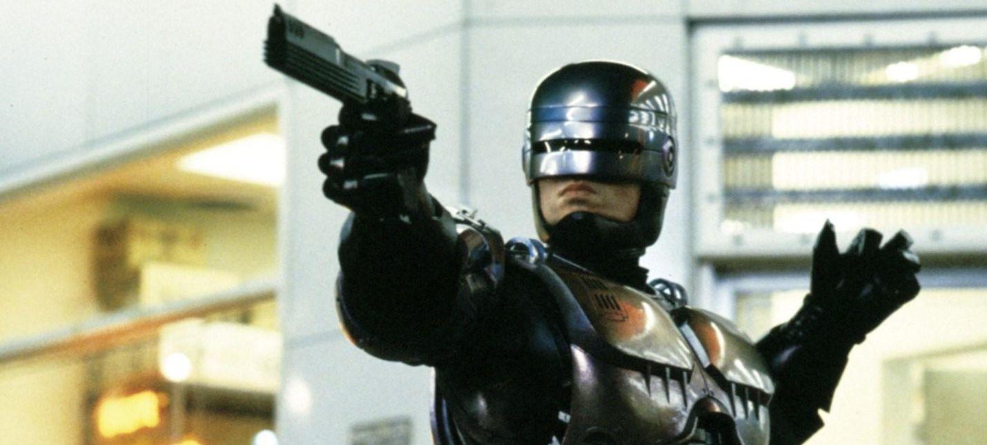 Анонсирована игра про Робокопа от создателей Terminator Resistance