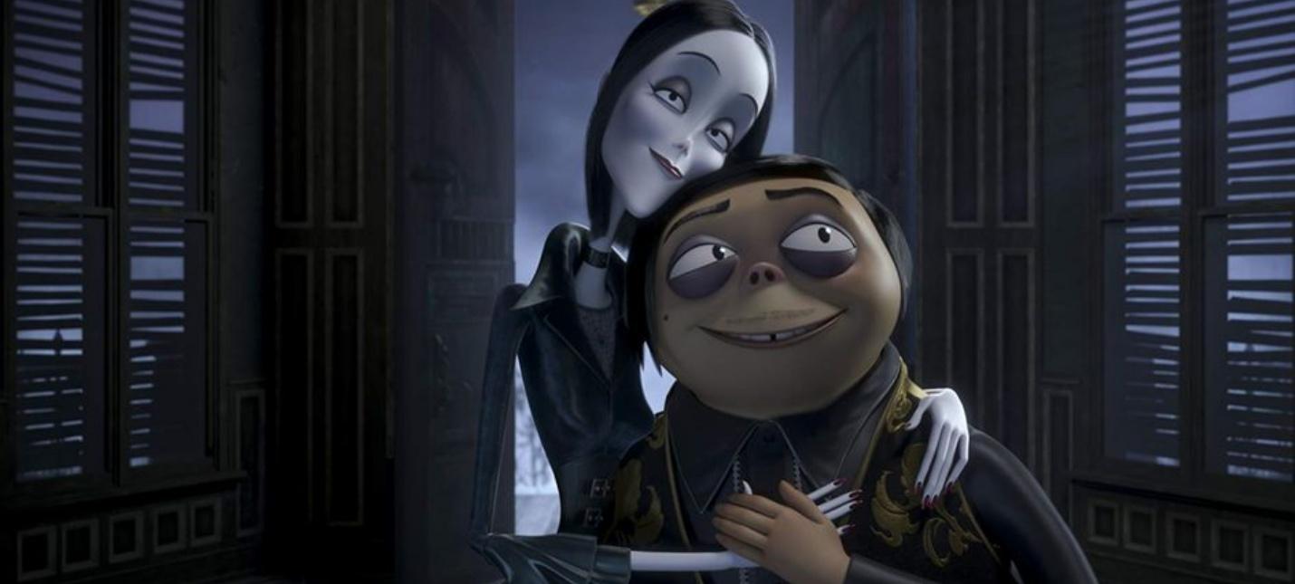 Дебютный трейлер сиквела анимационной Семейки Аддамс