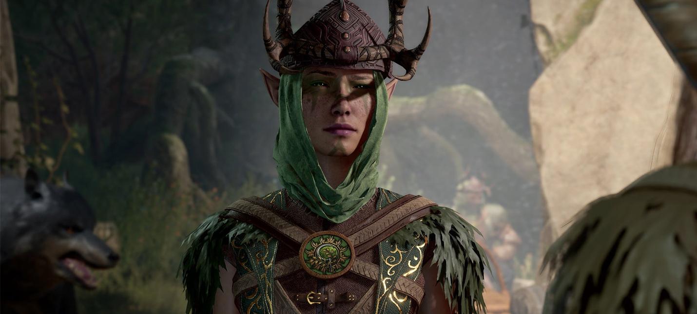 Baldurs Gate 3 получит поддержку NVIDIA DLSS