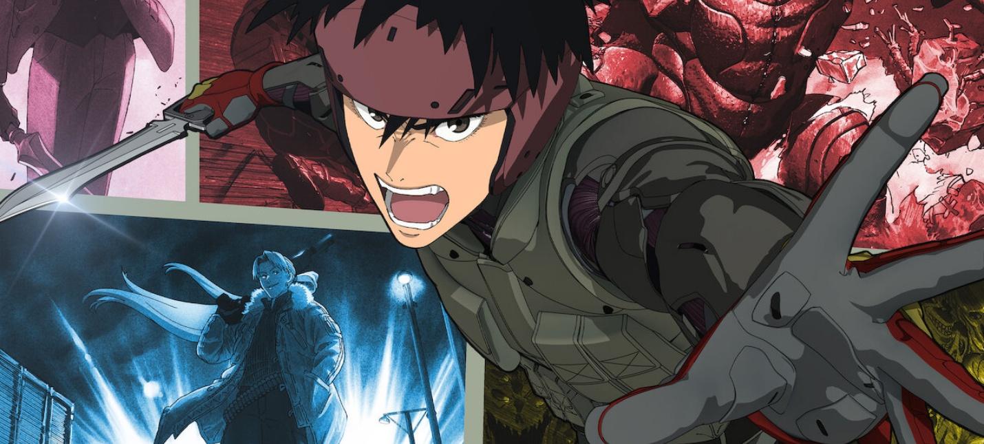Netflix показал новый трейлер аниме-адаптации Спригган
