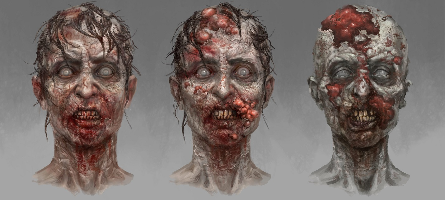 Новый вид зараженных на свежих концепт-артах Dying Light 2