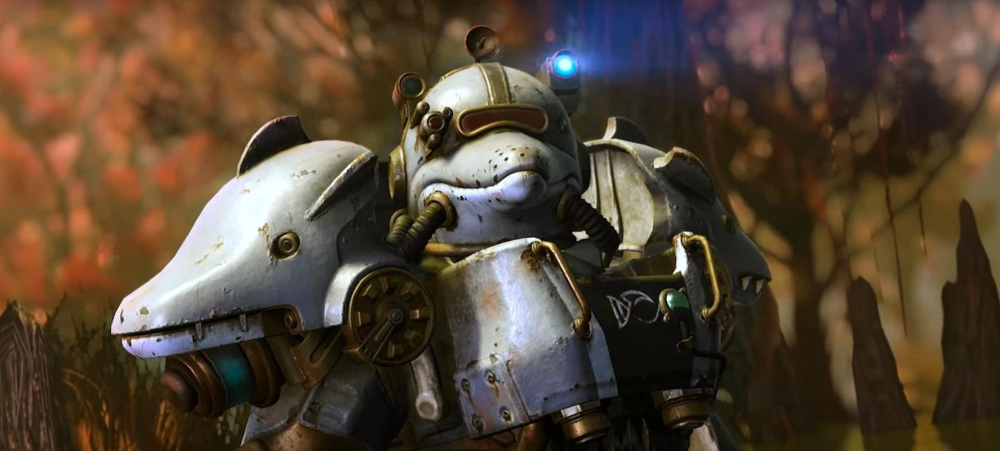 Новые награды и дельфинья силовая броня в трейлере пятого сезона Fallout 76