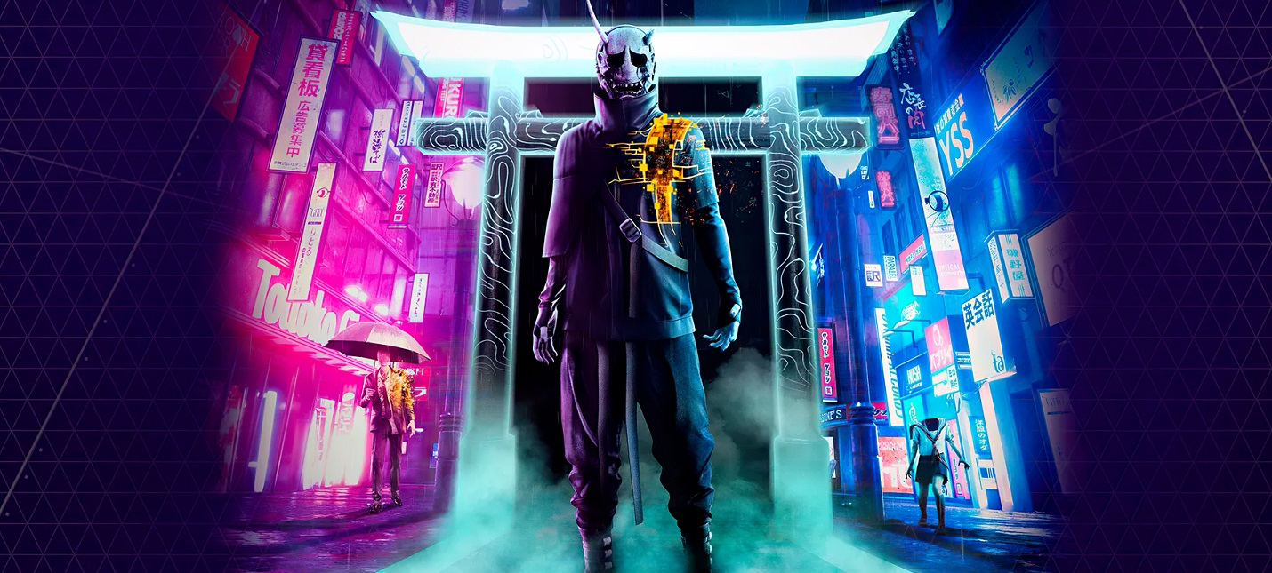GhostWire Tokyo перенесли на начало 2022 года