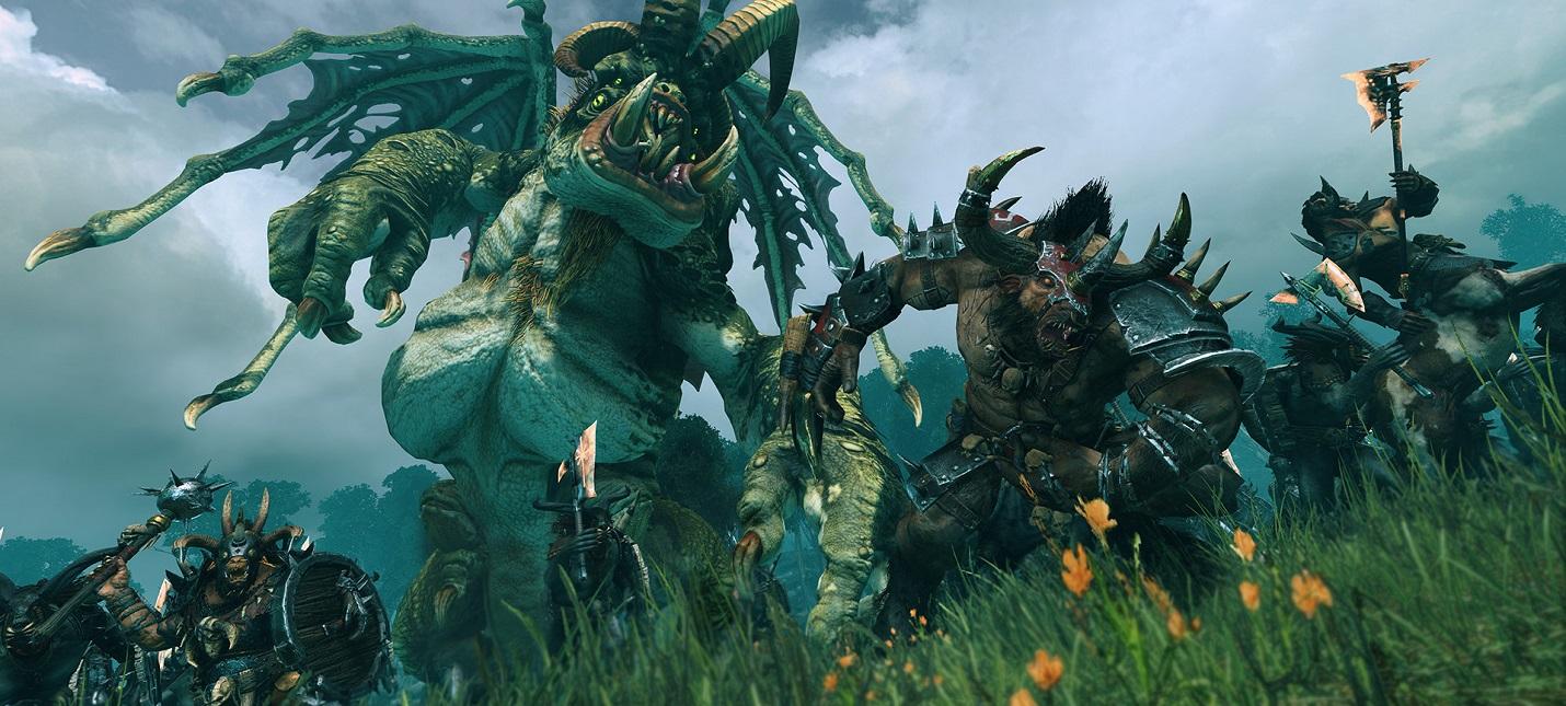 Вышло финальное дополнение для Total War: Warhammer 2
