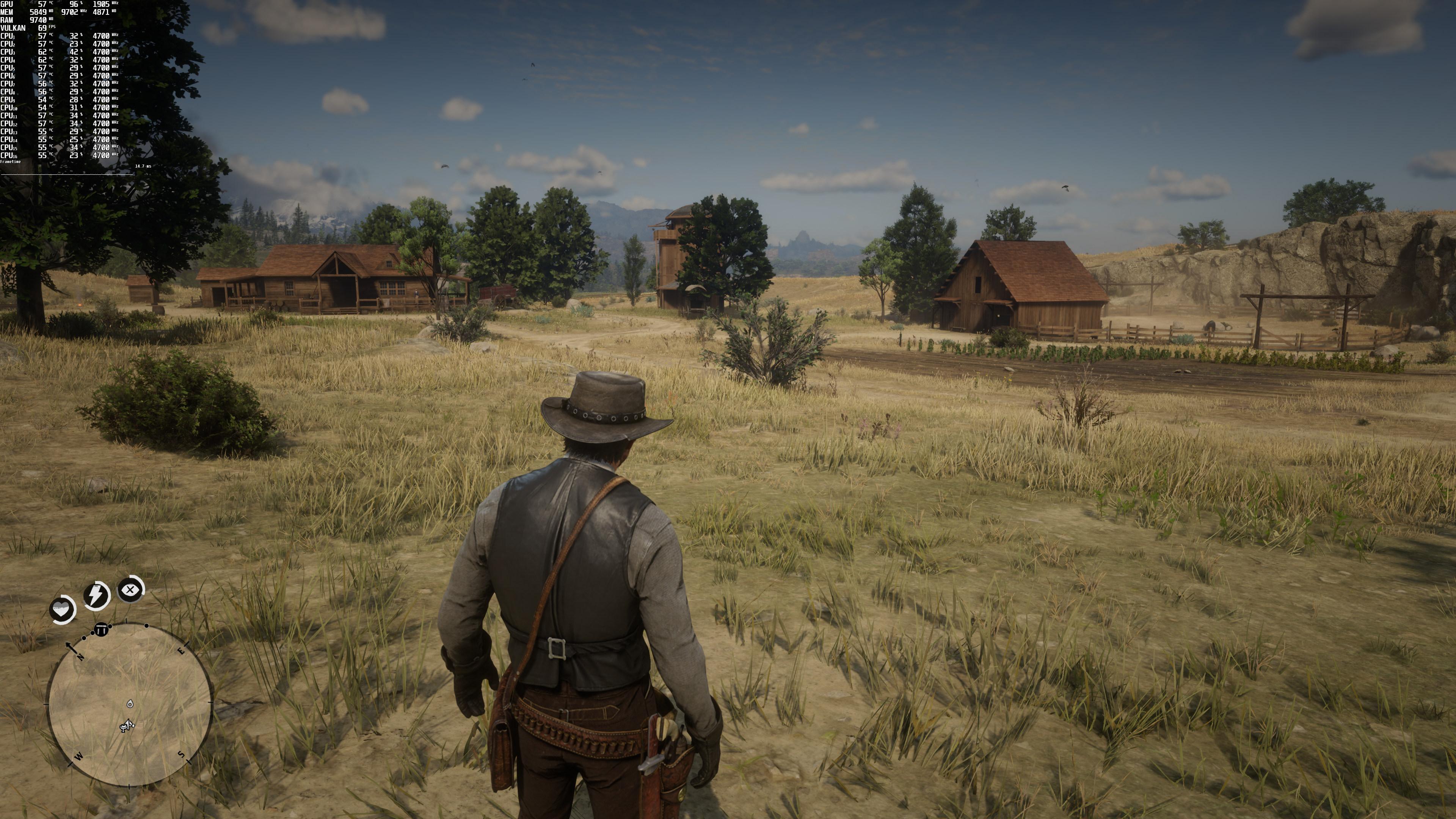 Nvidia DLSS не впечатляет производительностью в Red Dead Redemption 2 — результаты теста