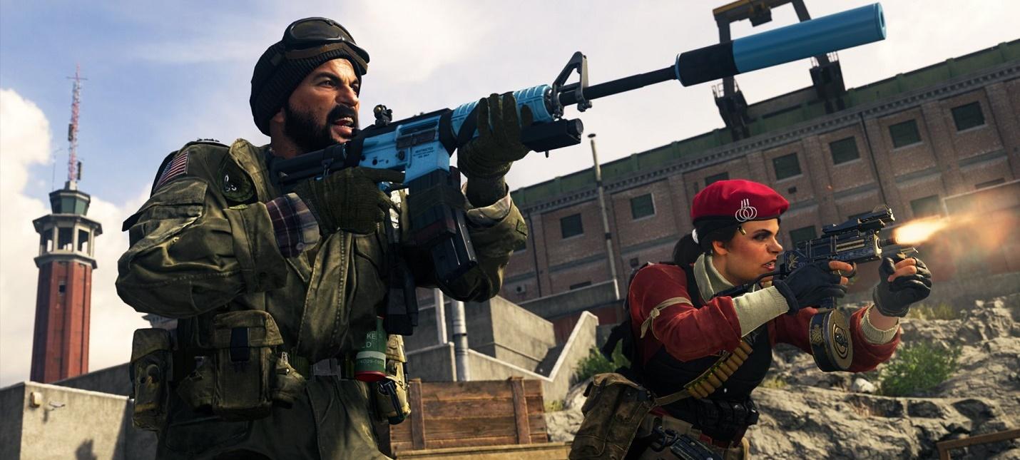 В Call of Duty: Warzone вернулся глитч с невидимостью