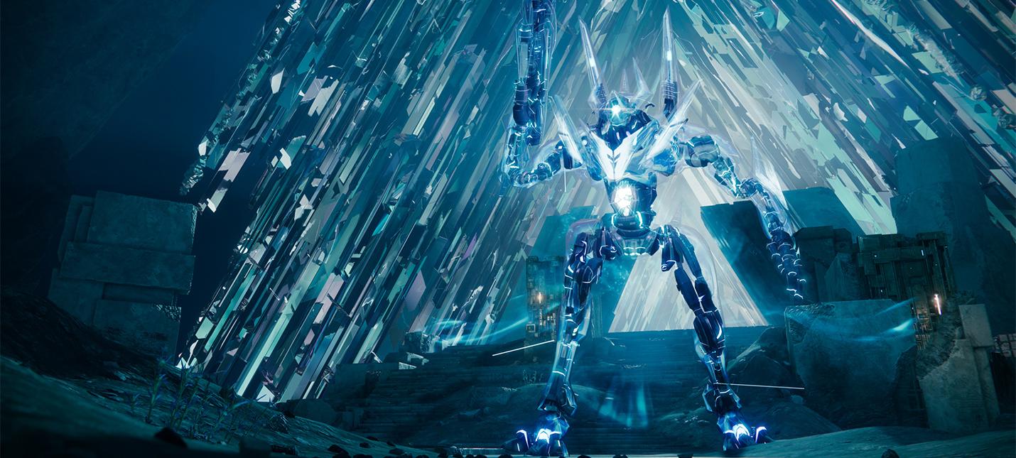 """После 1600 попыток игрок Destiny 2 в одиночку прошел босса """"Хрустального чертога"""""""