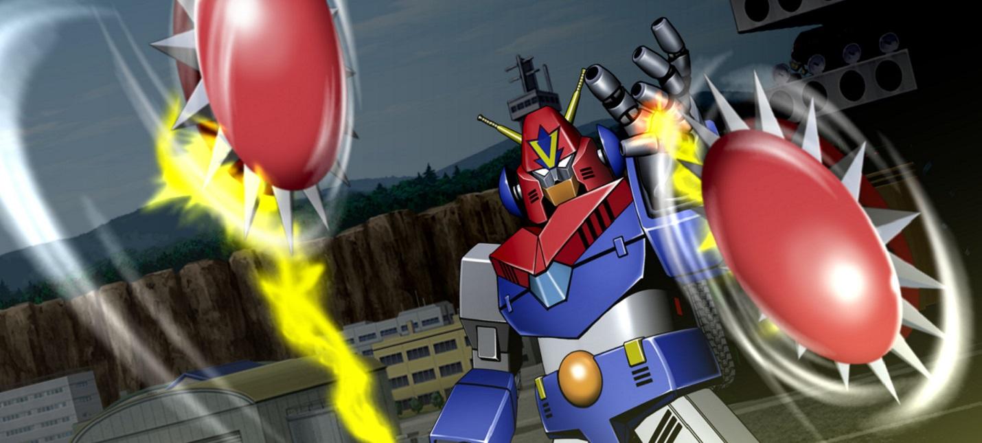 Впервые за 30 лет игру серии Super Robot Wars выпустят на Западе