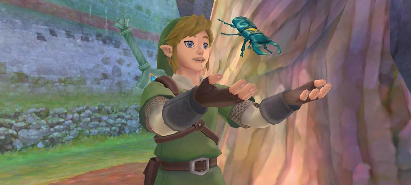 UK-чарт: The Legend of Zelda Skyward Sword HD стартовала с первого места