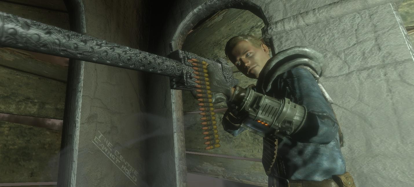 В зомби-мод для Fallout: New Vegas добавили новую карту и механики