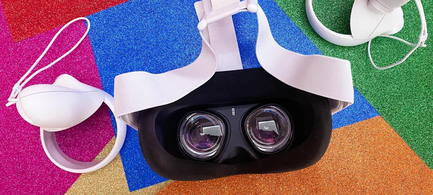 Базовая модель Oculus Quest 2 за 299 долларов будет поставляться со 128 ГБ памяти