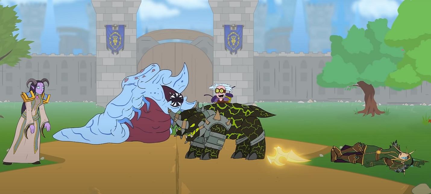 Жрец из Hearthstone сможет убить любого противника одной картой