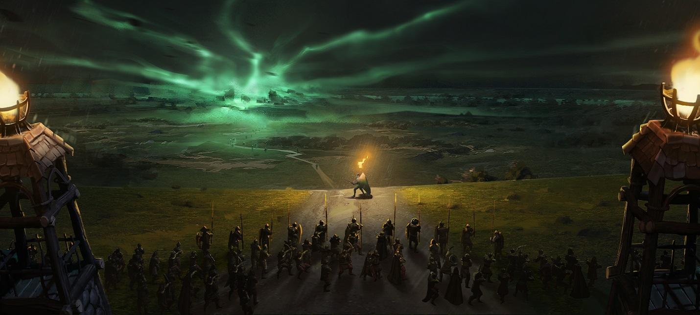 Анонсирована мрачная сурвайвал-стратегия Age of Darkness: Final Stand