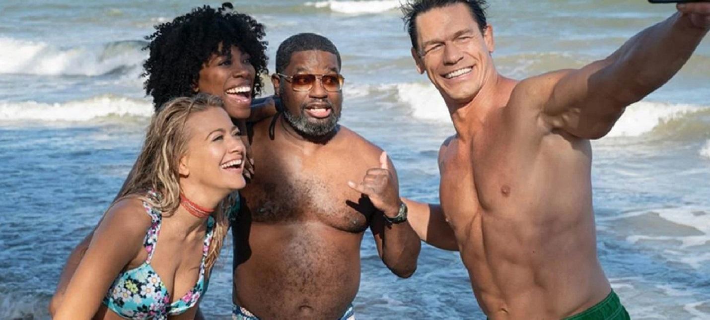Безумный Джон Сина в трейлере комедии Vacation Friends