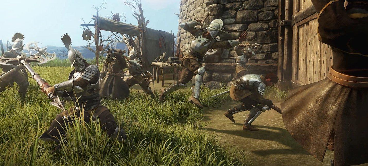 Amazon Games выпустила патч для New World, ограничивающий FPS в главном меню
