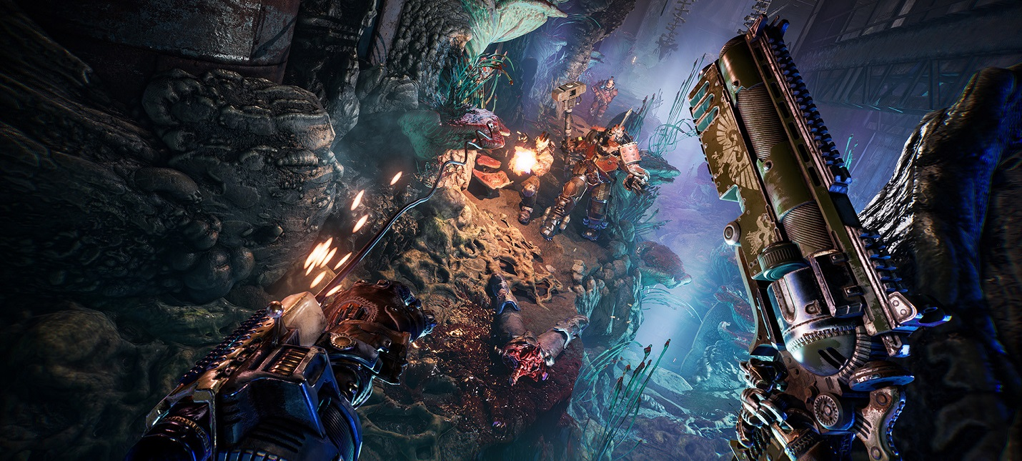 Считаем деньги Focus Home Interactive Успех Necromunda Hired Gun и бэк-каталога