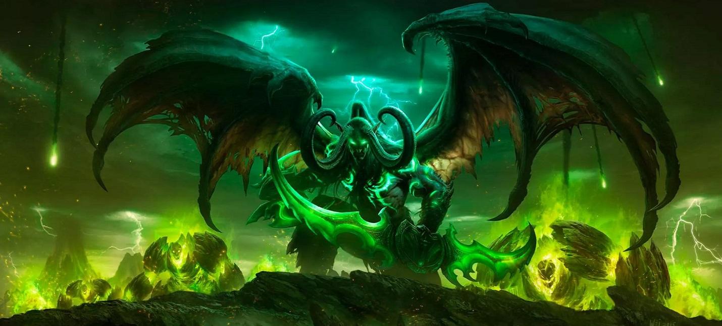 После обвинений в адрес Activision Blizzard работа над World of Warcraft почти не ведется