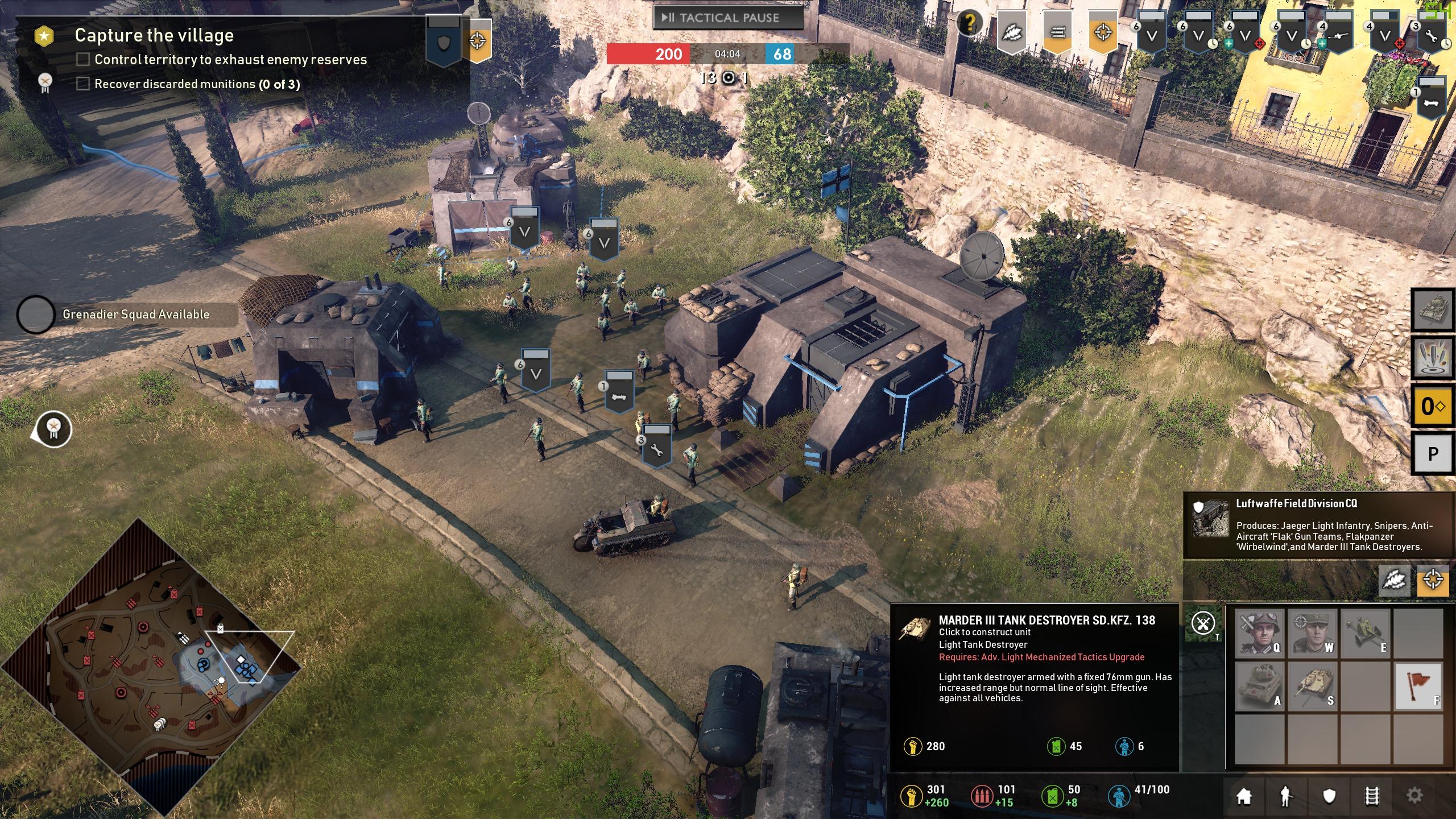 Для альфы Company of Heroes 3 вышел мод, позвляющий играть за немцев