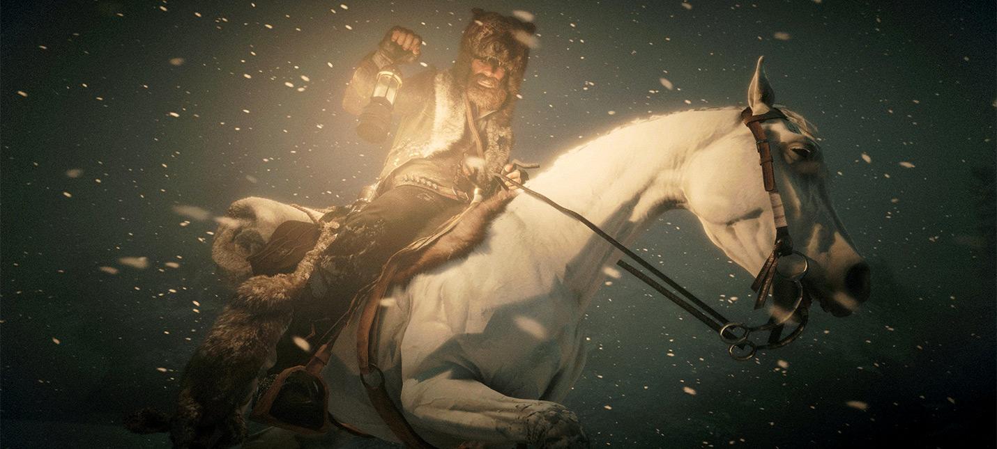 Как Rockstar делала реалистичных лошадей в Red Dead Redemption 2