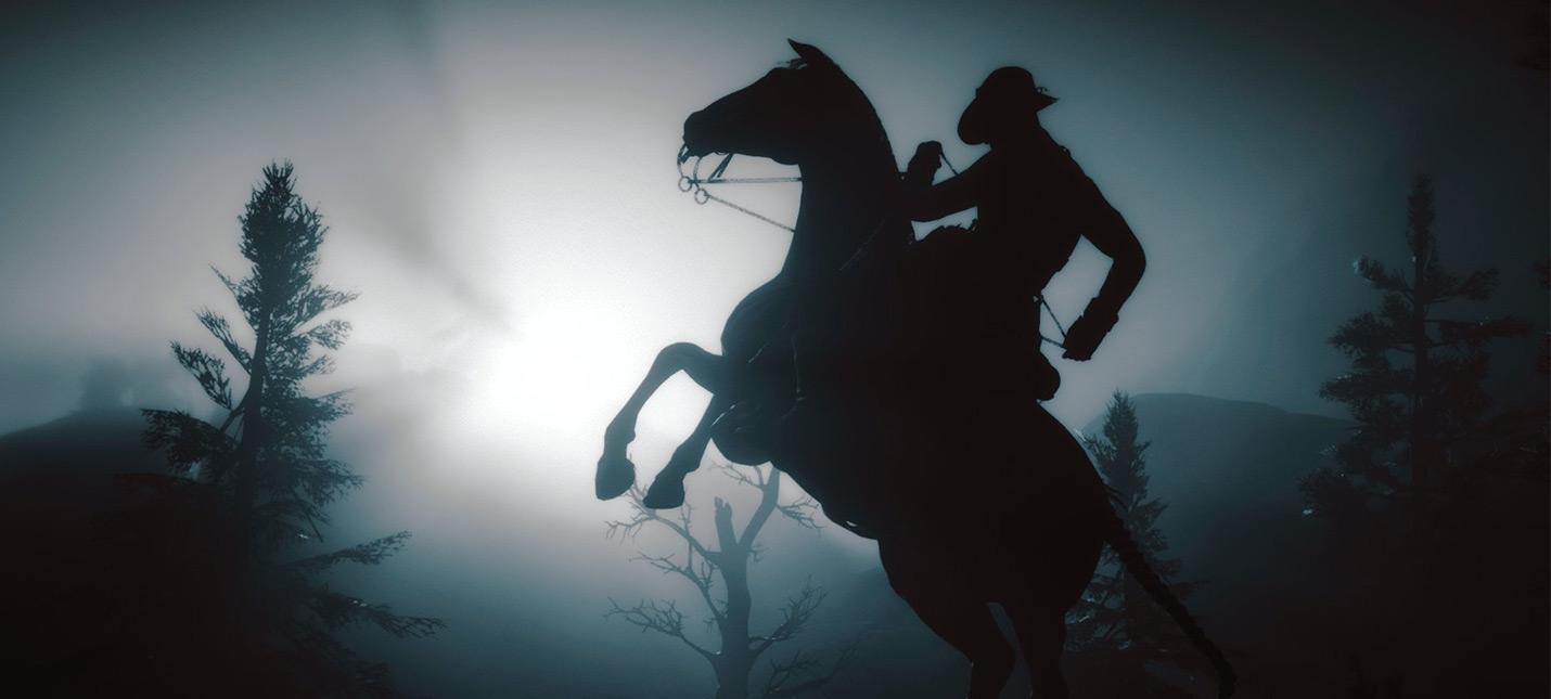 Геймер прошел Red Dead Redemption 2, не получив урона