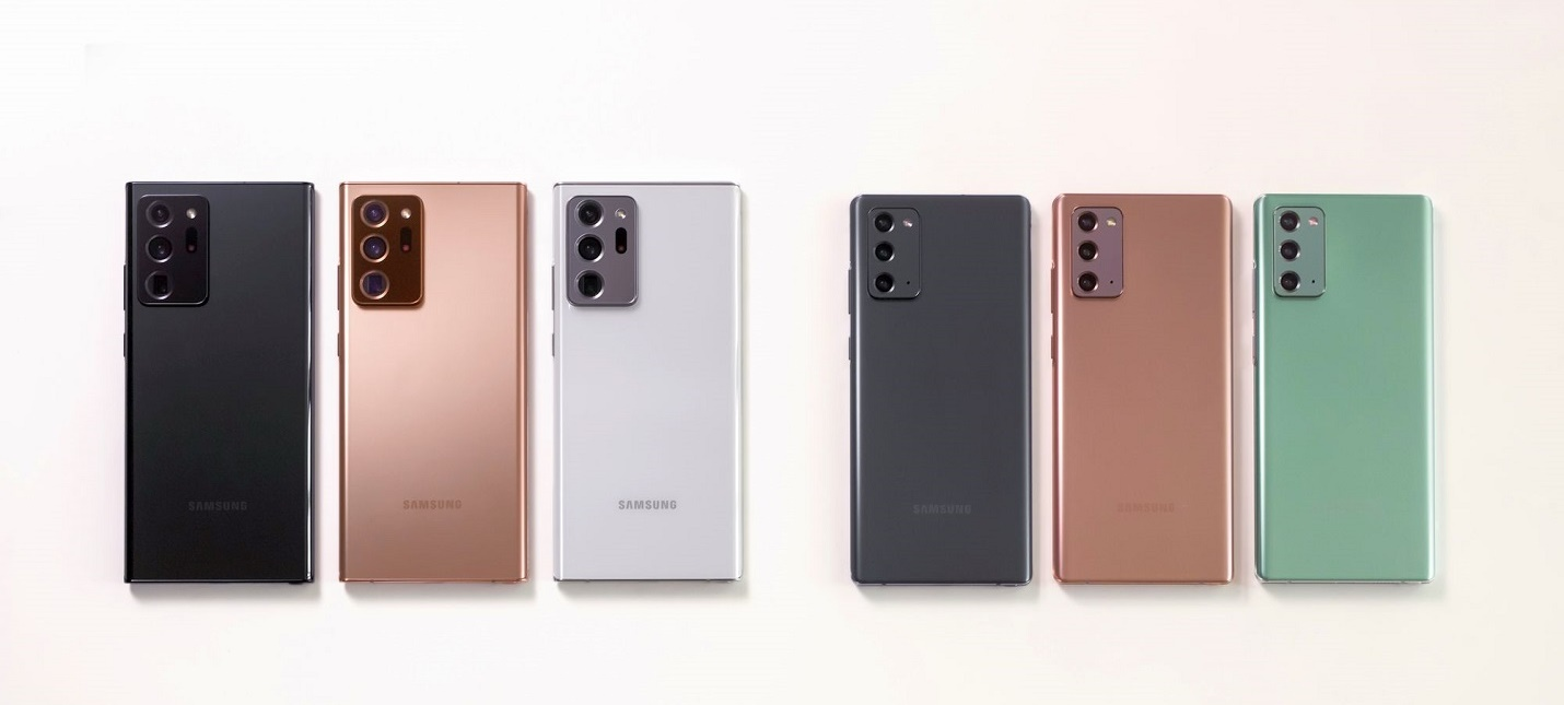 Samsung: Galaxy Note 21 в этом году не выйдет