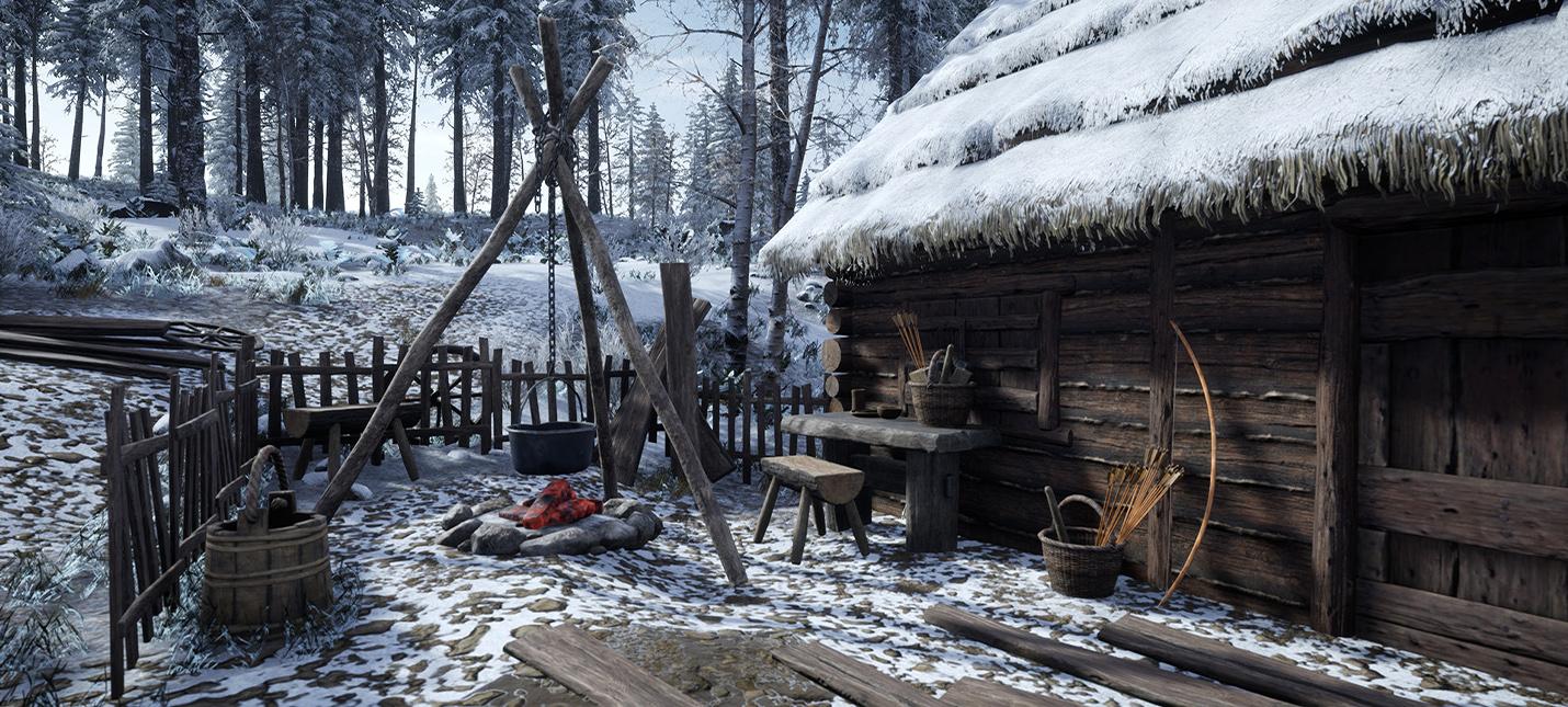 Medieval Dynasty выйдет из раннего доступа Steam 23 сентября