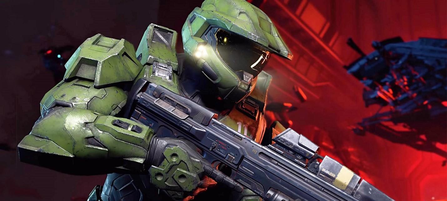 Перестрелки, боевой пропуск, кастомизация и оружие в геймплее мультиплеера Halo Infinite